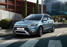 Hyundai i20 Active, cittadina attiva. Ecco i prezzi