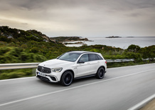 Mercedes-AMG GLC 63 restyling, esordio a New York