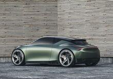 Genesis Mint Concept, piccola coupé urbana