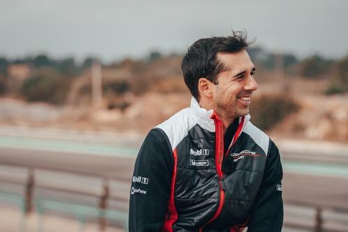 Formula E: Porsche, test in Spagna per il 2019/2020 (6)
