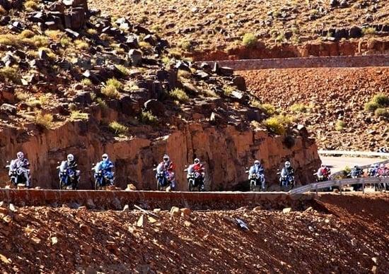 Yamaha XT1200Z Super Ténéré 2011. Test Marocco Day 1