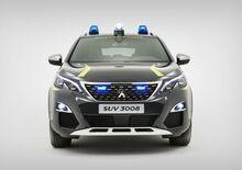 La Guardia di Finanza riceve due Peugeot 3008