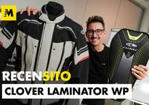 Clover Laminator WP. Recensito giacca touring per tutto l'anno
