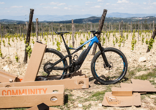 Unboxing and build: Canyon Neuron:ON 7.0. Quanto ci vuole a montare uneBike?