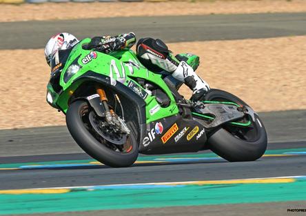 Le Mans: SRC Kawasaki al fotofinish