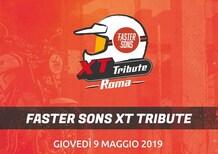 Yamaha XT Tribute, a Roma si elegge il miglior preparatore
