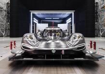 Volkswagen ID R, pronta per un nuovo record?