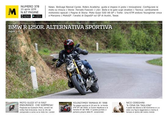 Magazine n° 378, scarica e leggi il meglio di Moto.it
