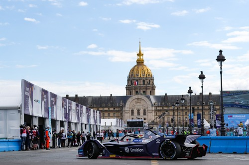 Formula E, E-Prix di Parigi: vince Frijns (3)