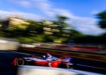 Formula E, E-Prix di Parigi: pole per Wehrlein