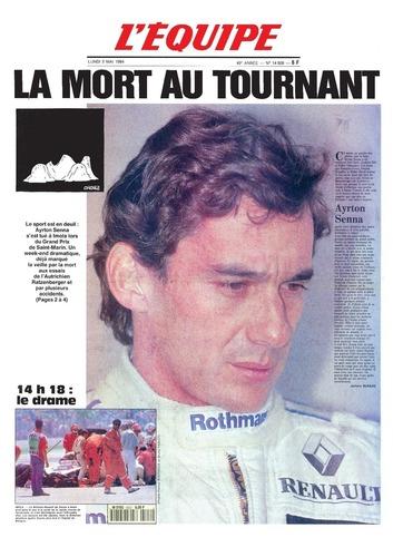 F1: Senna, 25 anni dopo: i titoli dei giornali dell'epoca (9)