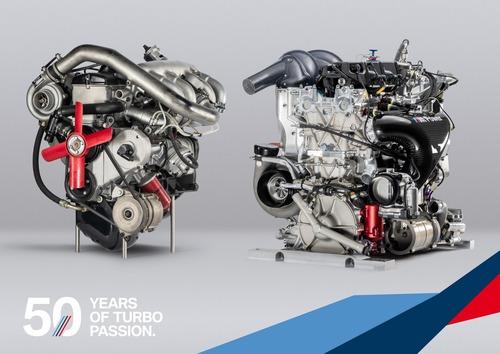 BMW, 50 anni di Turbo: dalla 2002 TI alla M4 DTM
