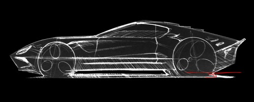 Alfa Romeo LEA, ipotesi sulla nuova 8C (9)