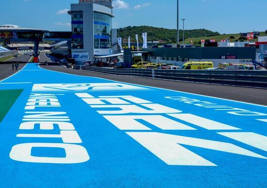 Petrucci on fire: record del circuito a Jerez