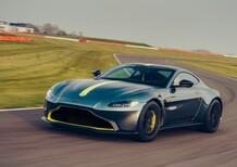 Aston Martin Vantage AMR: 200 esemplari con il manuale
