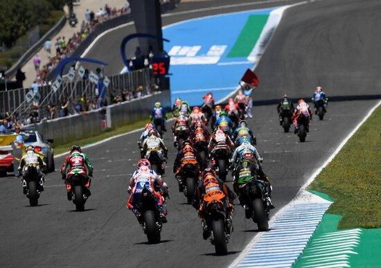 MotoGP LIVE. Il GP di Spagna 2019