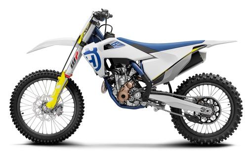 Husqvarna Motocross gamma 2020: sono nove i modelli (8)