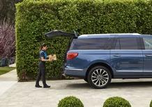 Consegne Amazon, In auto: clienti GM, Ford e Volvo USA si trovano i pacchi direttamente nel baule