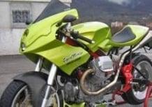 Le Strane di Moto.it: Moto Guzzi V11