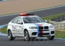 BMW M auto ufficiale MotoGP fino al 2016