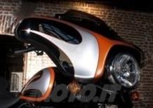 Harley-Davidson. Sei moto speciali per presentare la linea accessori 2011