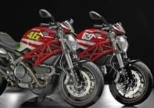 Ducati Monster Rossi e Hayden GP Replica