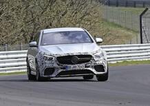 Mercedes-AMG E63: restyling anche per la top di gamma [Foto spia]