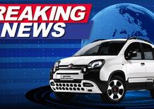 Fiat Panda 2019 in offerta, Con megabonus  a 7600 euro