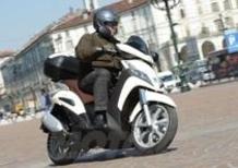 Promozione Peugeot su Geopolis 300 e LXR 125 e 200