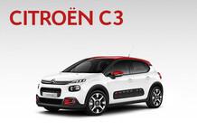 Offerta Citroen C3: benzina 99 € al mese diesel 13K cash