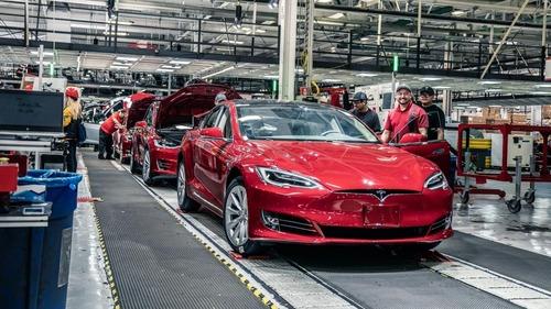 Cambiamenti mercato auto, Germania: Tesla supera Alfa Romeo, Maserati, Subaru e Lexus (3)