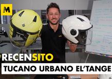 Tucano Urbano El' Tange 1400. Recensito casco jet
