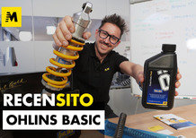 Öhlins Basic. Recensito kit per Yamaha MT-09