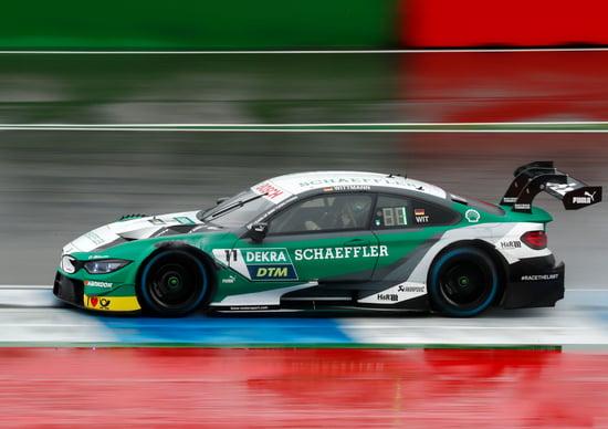 Dtm 2019 Hockenheim A Wittmann Bmw La Prima Vittoria Turbo News