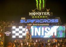 Supercross: a Webb il titolo 2019