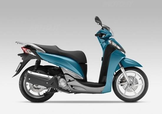 Honda propone il finanziamento agevolato su moto e scooter