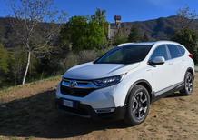 A Castellar con la Honda CR-V Hybrid