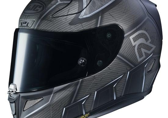 HJC Helmet presenta i caschi DC