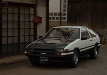 GT Sport: il ritorno della Toyota AE86 Trueno