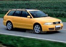 Audi A4 compie 25 anni: ecco come è cambiata!