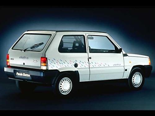 Le Fiat Elettra. C'erano una volta la Panda e la Seicento elettrica (4)