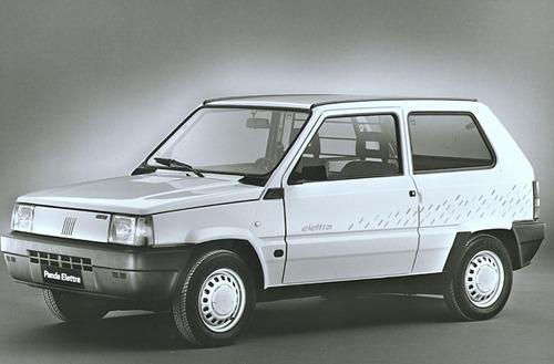 Le Fiat Elettra. C'erano una volta la Panda e la Seicento elettrica (5)
