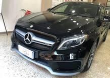 Mercedes-Benz GLA 45 AMG 4Matic del 2014 usata a Napoli