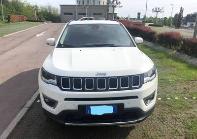 Jeep Compass 1.4 MultiAir 2WD Limited del 2018 usata a Chieri