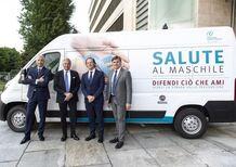 Salute Maschile, Urologia e Auto: Fiat in piazza con i medici di Fondazione Veronesi - visite gratis
