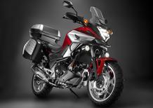 Honda NC750X DCT ABS Travel Edition (2016 -18)