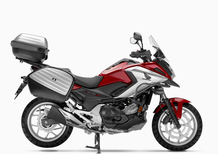 Honda NC750X ABS Travel Edition (2016 -18)