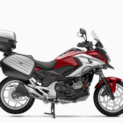 honda nc750x, catalogo e listino prezzi - moto.it
