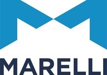 Marelli, ecco il logo che unisce Magneti-Marelli e Calsonic Kansei