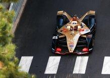 Formula E, E-Prix di Monaco: vince Vergne